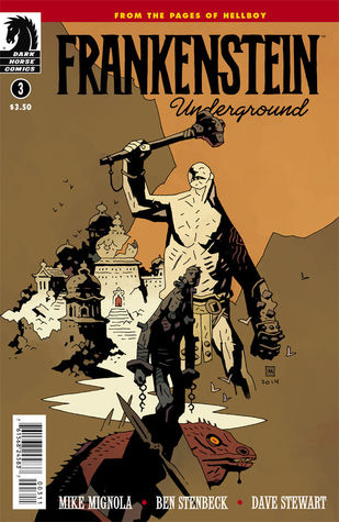 Ebook Frankenstein Underground #3 by Mike Mignola PDF!