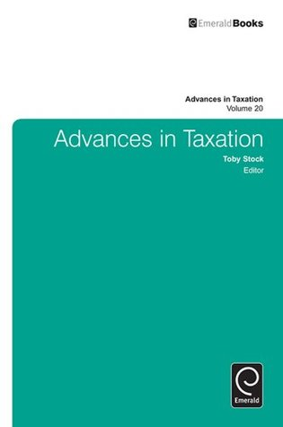 Advances in Taxation: 20