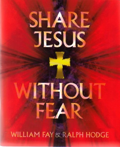 Share Jesus without Fear: Workbook