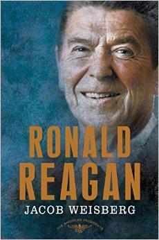 Ronald Reagan (The American Presidents, #40)