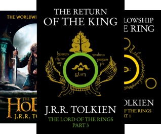 The Hobbit and Lord of The Rings (4 Book Series)
