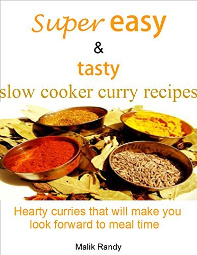 Super easy and tasty slow cooker recipes: Hearty curries that will make you look forward to meal time
