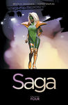 Saga, Volume 4 by Brian K. Vaughan