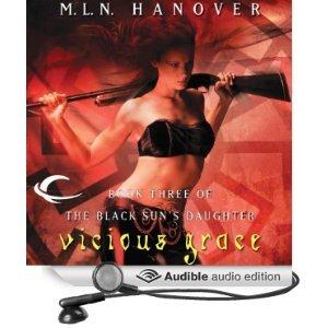 Vicious Grace(The Black Suns Daughter 3)