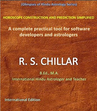 Horoscope construction and prediction simplified: A complete practical tool for software developers and astrologers