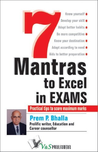 7 Mantra to Excel in Exams