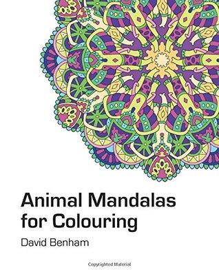 Animal Mandalas for Colouring