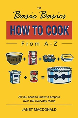 How to Cook from A-Z (The Basic Basics)