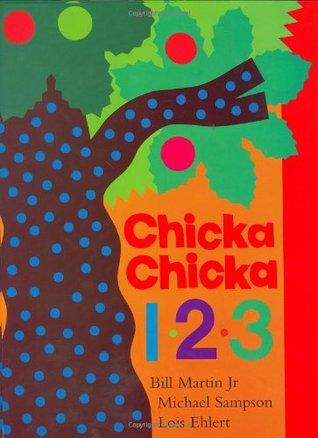 Chicka Chicka 1, 2, 3 by Bill Martin Jr.