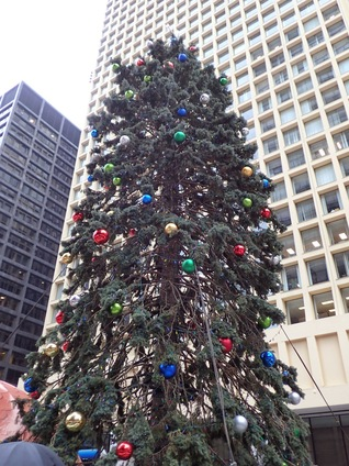 When Christmas Comes to Chicago (A Logan & Caleb Short Story)