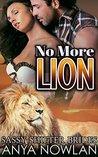 No More Lion (Sassy Shifter Brides, #2)