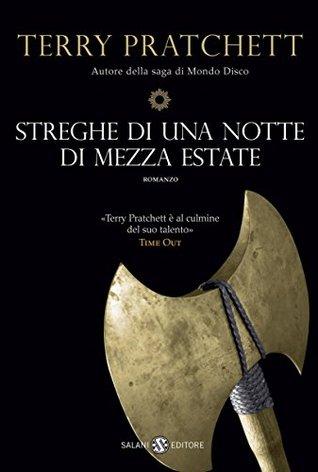 Ebook Streghe di una notte di mezza estate by Terry Pratchett PDF!