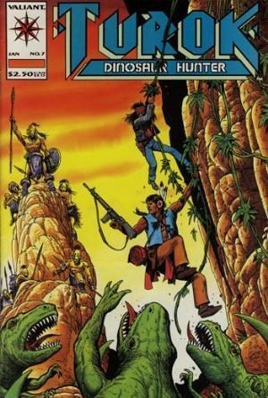 Turok, Dinosaur Hunter #7