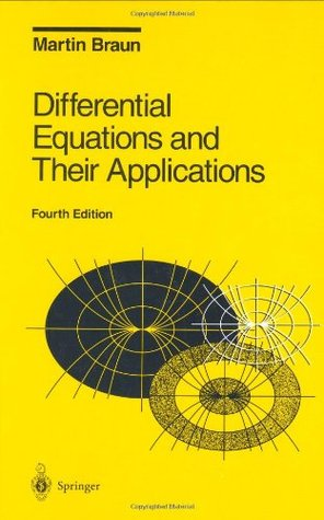 Differential Equations and Their Applications: An Introduction to Applied Mathematics (4th Edition)