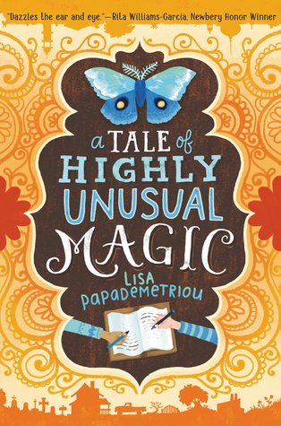 Ebook A Tale of Highly Unusual Magic by Lisa Papademetriou PDF!