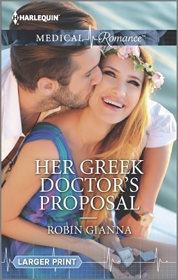 Her Greek Doctor's Proposal
