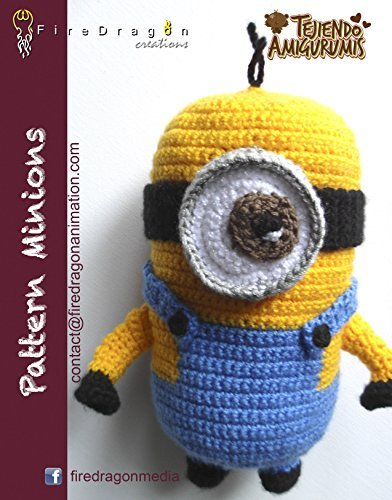 Minion Amigurumi Pattern (Magic Hands Individual Patterns Book 2)