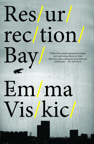 Resurrection Bay (Caleb Zelic, #1)