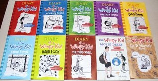 Diary of a wimpy kid collection 1 8 diy movie guide by jeff kinney 22595428 solutioingenieria Gallery