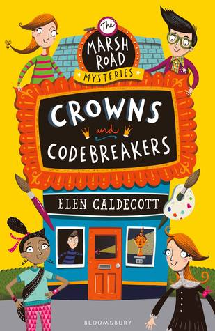 Crowns and Codebreakers (Marsh Road Mysteries #2)