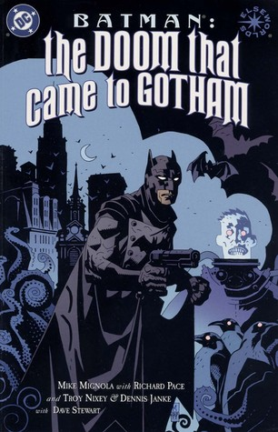 Batman: The Doom That Came To Gotham