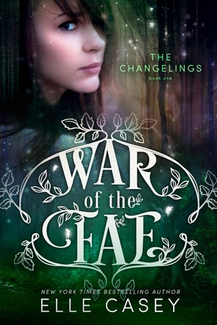 War of the Fae series by Elle Casey thumbnail