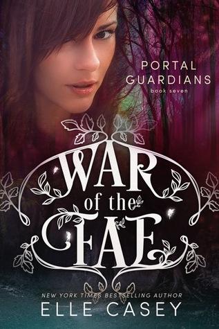 Portal Guardians (War of the Fae, #7)
