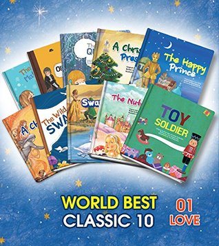 10 Classic Children's e-Books: 1. Christmas Edition: World Best Classic: World Best Classic