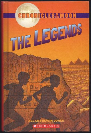 The Legends (Chronicles Of The Moon #1-4)
