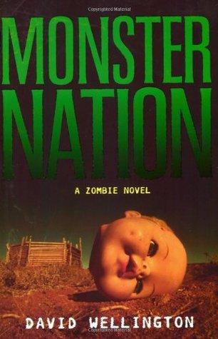 Monster Nation (Monster Island, #2)