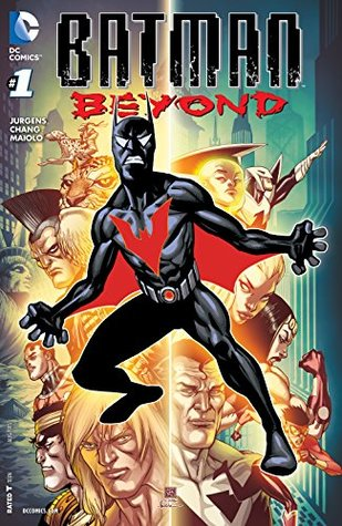 Batman Beyond (2015-) #1