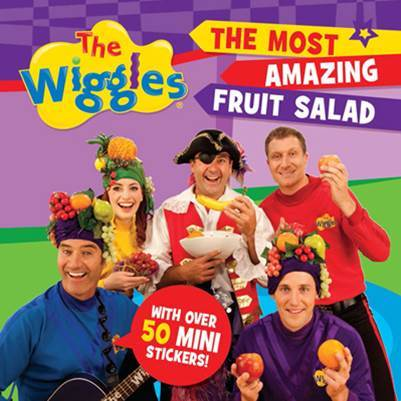 The Wiggles The Most Amazing Fruit Salad