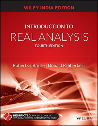 Solution guide bartle real analysis ebook solution manual for introduction to real analysis 3rd edition array introduction to real analysis by robert g bartle rh goodreads fandeluxe Choice Image