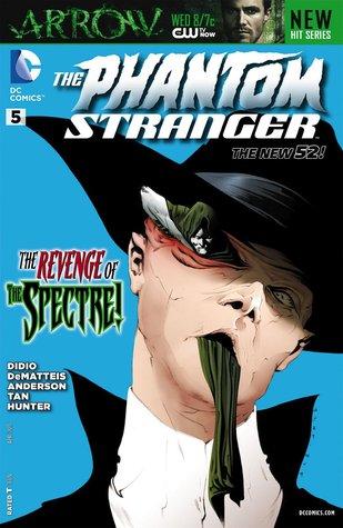 The Phantom Stranger #5