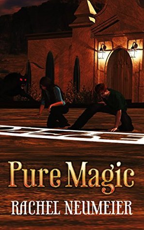 Pure Magic (Black Dog, #2)
