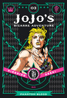 JoJo's Bizarre Adventure: Part 1—Phantom Blood, Vol. 3