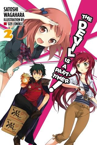 hataraku maou-sama light novel volume 2 pdf