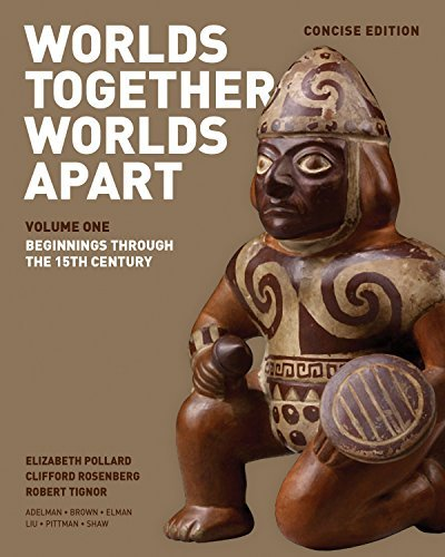 Worlds Together, Worlds Apart: A History of the World: From the Beginnings of Humankind to the Present (Concise Edition) (Vol. 1)