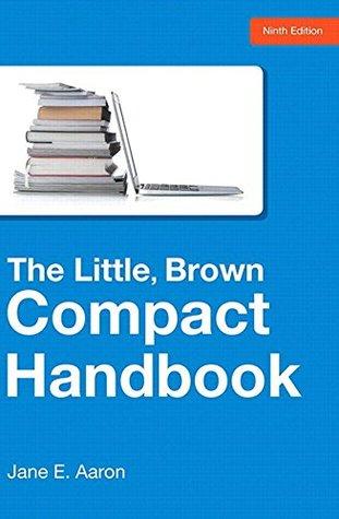 Little, Brown Compact Handbook, The, 9/e