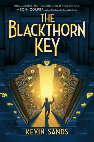 The Blackthorn Key (The Blackthorn Key, #1)