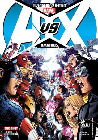 Avengers vs. X-Men: Ómnibus