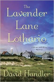 Lavender Lane Lothario (Berger and Mitry, #11)