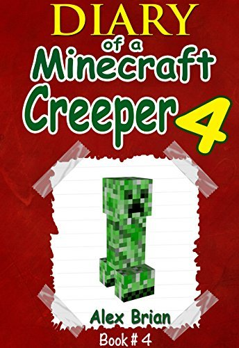 Diary Of A Minecraft Creeper 4: Unofficial Minecraft Book