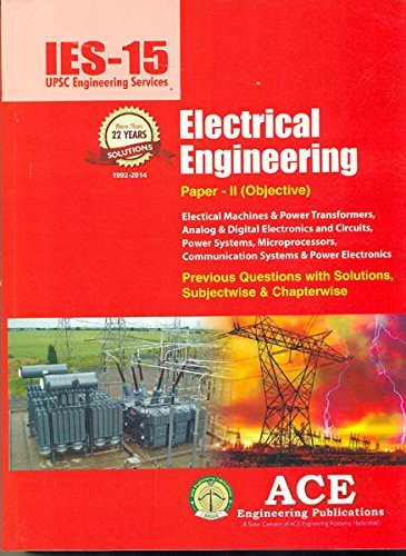 IES-15 Electrical Engineering Paper-II