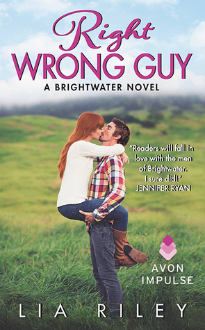 Right Wrong Guy (Brightwater #2)