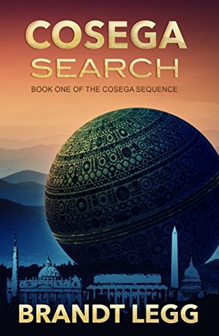 Cosega Search (The Cosega Sequence, #1)