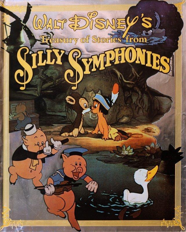 Treasury of Cartoon Classics: Walt Disney's Silly Symphonies