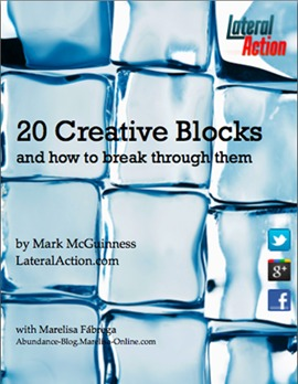 20 Creative Blocks – and How to Break Through Them