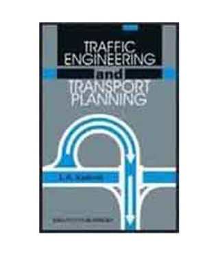 traffic engineering and transport planning lr kadiyali