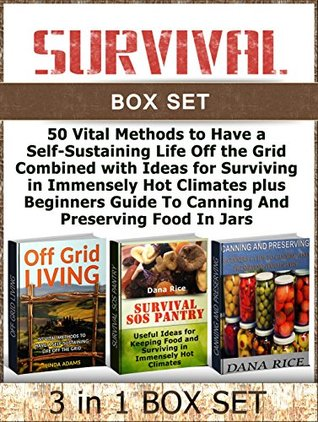 Preppers Survival Box Set: 50+ Survival Tricks that Will Save Your Life and Every Survival Kit Should Have plus The Ultimate Preppers Guide to Survival ... Preppers Survival, Preppers blueprint)